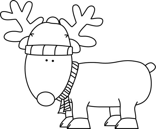 Christmas clipart black white free graphic black and white download Free Christmas Clip Art Black And White, Download Free Clip Art ... graphic black and white download
