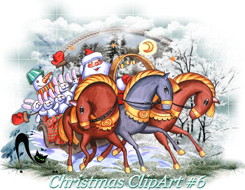 Christmas clipart cat picture transparent Design Wilds Cat: Рождественский клипарт #6 Christmas ClipArt #6 ... picture transparent