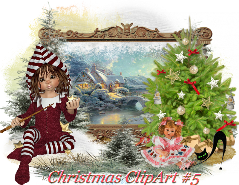 Christmas clipart cat image download Design Wilds Cat: Рождественский клипарт #5 Christmas ClipArt #5 ... image download