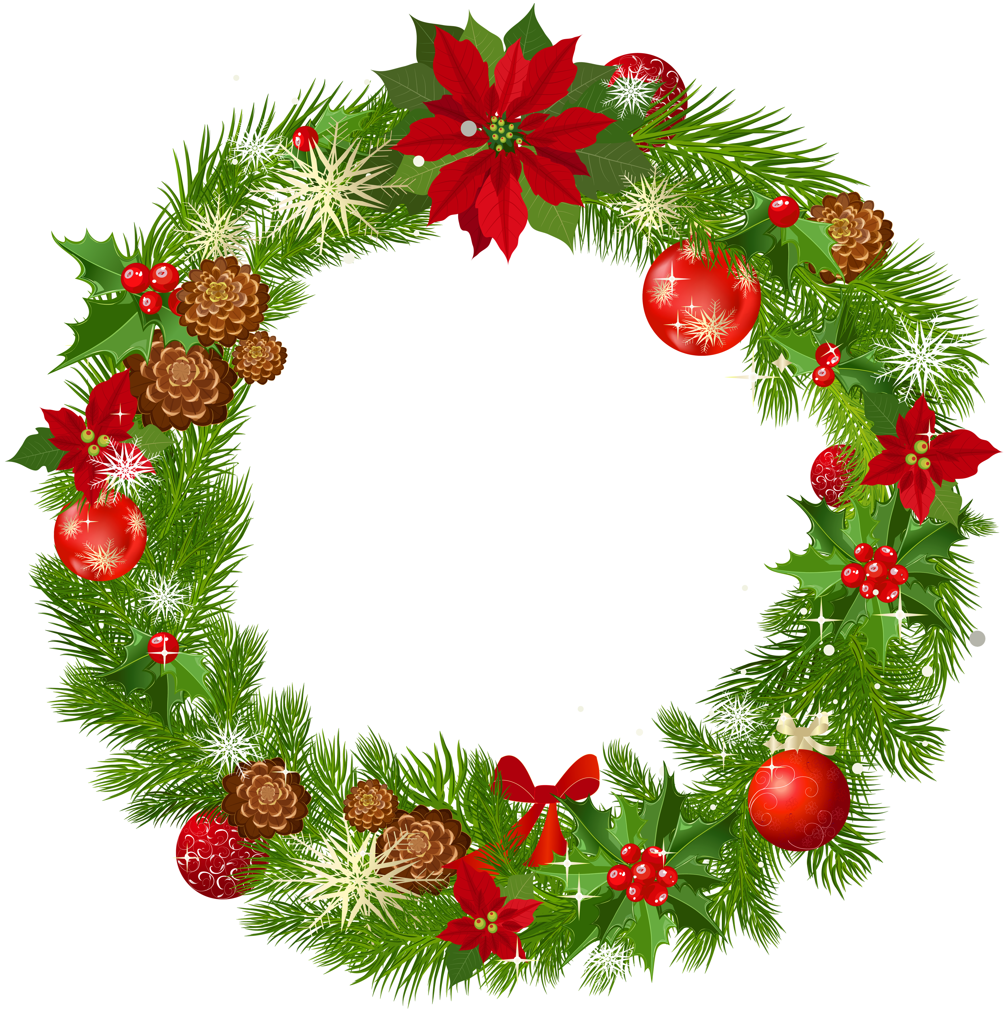Christmas clipart crown vector library library Xmas Reef   Xmas Ideas 2019   Christmas wreaths, Xmas wreaths, Christmas vector library library