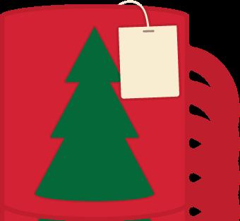 Christmas clipart cup picture transparent download Christmas mug clip art clipart images gallery for free download ... picture transparent download