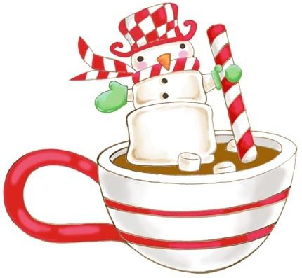 Christmas clipart cup clip art transparent library Hot Cocoa Clipart   Free download best Hot Cocoa Clipart on ... clip art transparent library