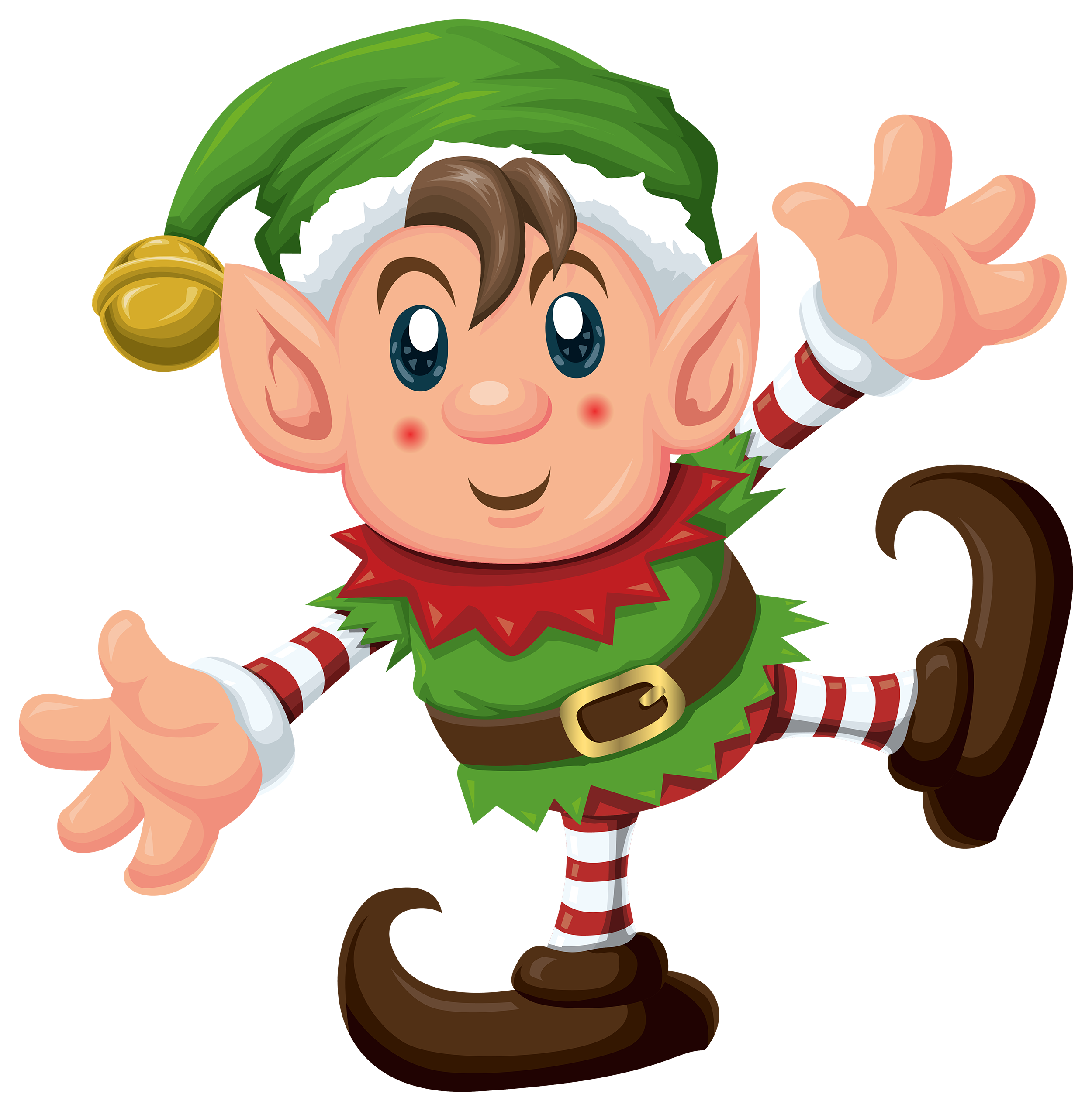 Clipart christmas elf clip art transparent stock Cute Elf PNG Clipart | сказочные герои | Pinterest | Elves ... clip art transparent stock