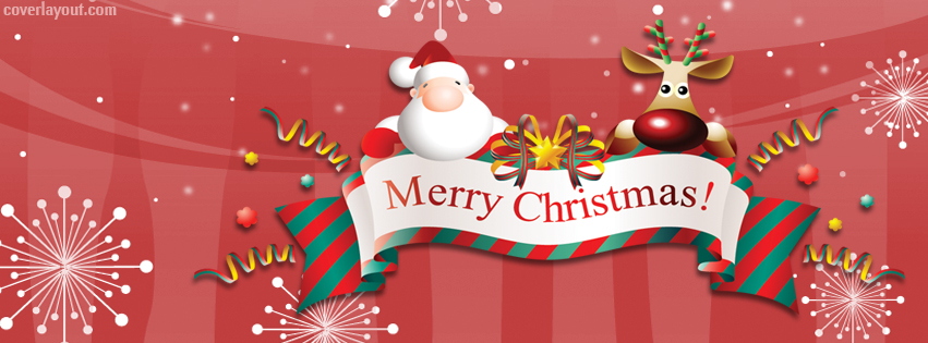 Library of christmas banner free download facebook cover png