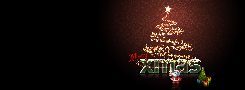 Christmas clipart facebook cover picture Merry christmas clipart for facebook cover photos - ClipartFox picture