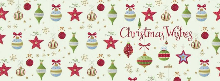 Christmas clipart facebook cover image library library 25 Merry Christmas Cover Photos For Facebook Timeline image library library
