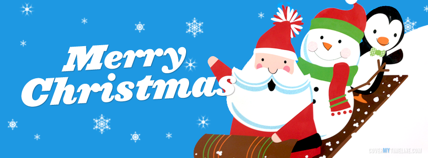 Christmas clipart facebook covers clipart transparent stock Christmas - Holiday Fun Merry Christmas - Free Facebook Covers ... clipart transparent stock
