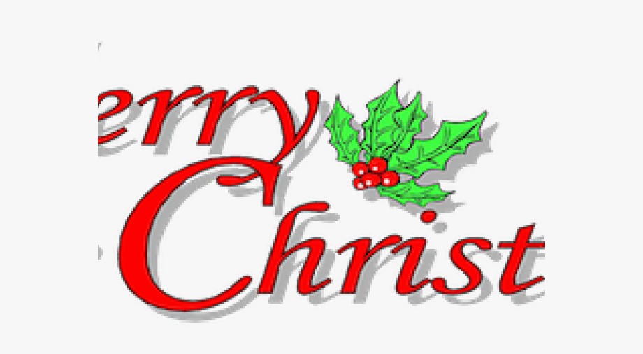 Christmas clipart fonts picture royalty free library Merry Christmas Clipart Dinner - Merry Christmas Clip Art #1484489 ... picture royalty free library