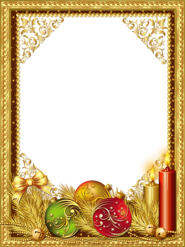 Christmas clipart frame image royalty free vyrez-novogodnij_17.png (768×1024) | Christmas & New Year. | Pinterest image royalty free