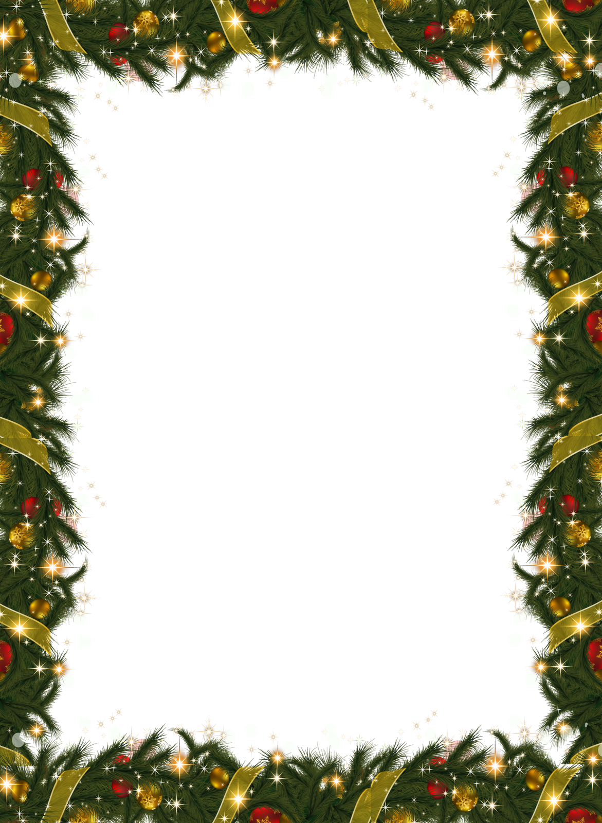 Holiday snowflake border clipart free svg freeuse library Lots & Lots of free clipart!! Lots of Frames!! Christmas Holiday ... svg freeuse library