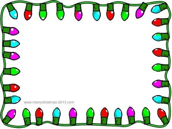 Christmas clipart free download vector download Christmas Border Clip Art Free - ClipArt Best vector download