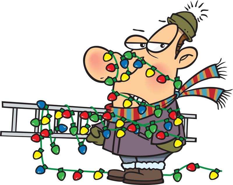 Christmas light house clipart jpg freeuse stock Christmas Light Safety | Christmas Ideas jpg freeuse stock