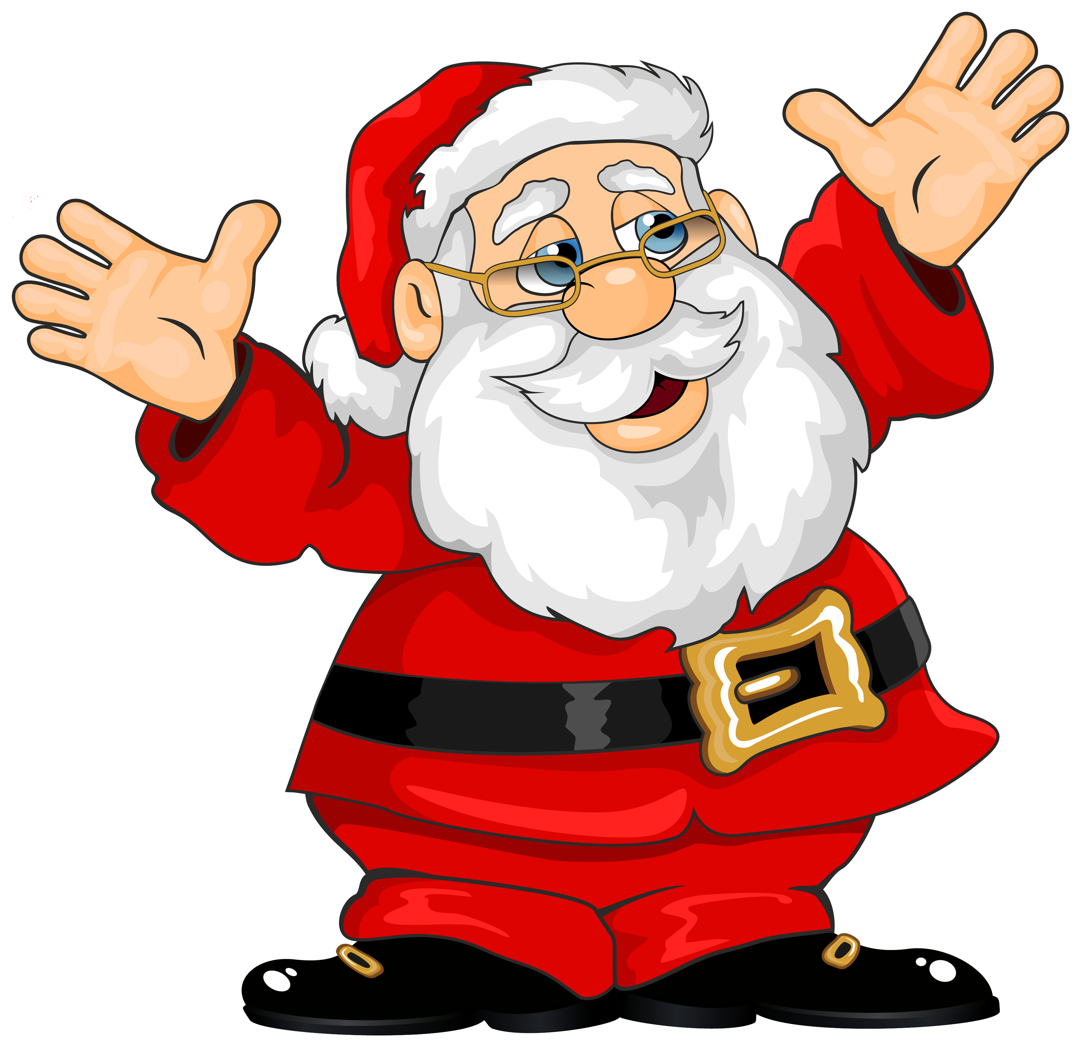 Funny christmas clipart transparent stock Santa Claus PNG image | Boże Narodzenie | Pinterest | Santa and ... transparent stock