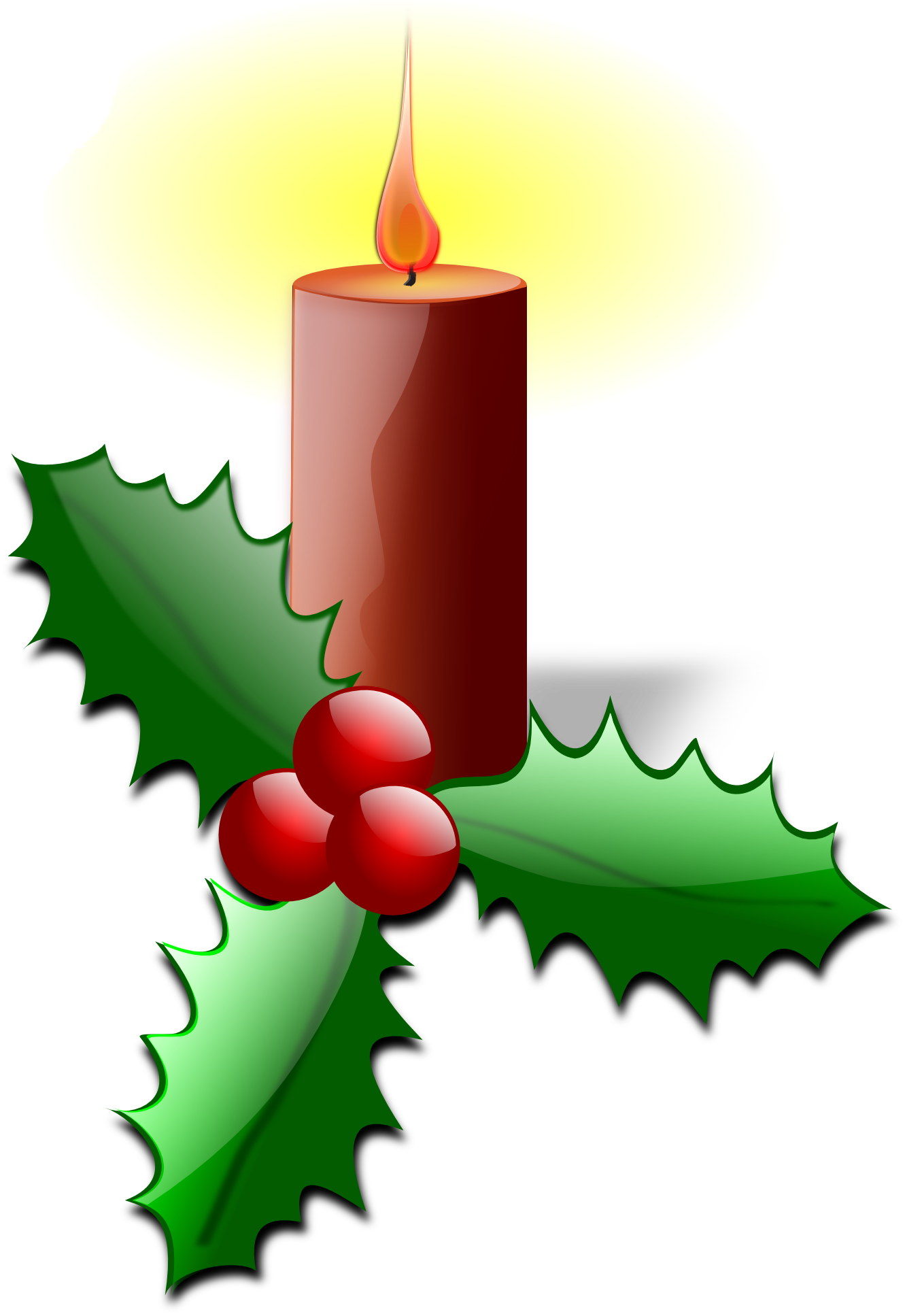 Christmas clipart holly jpg royalty free Clipart Of Christmas Stuff at GetDrawings.com | Free for personal ... jpg royalty free