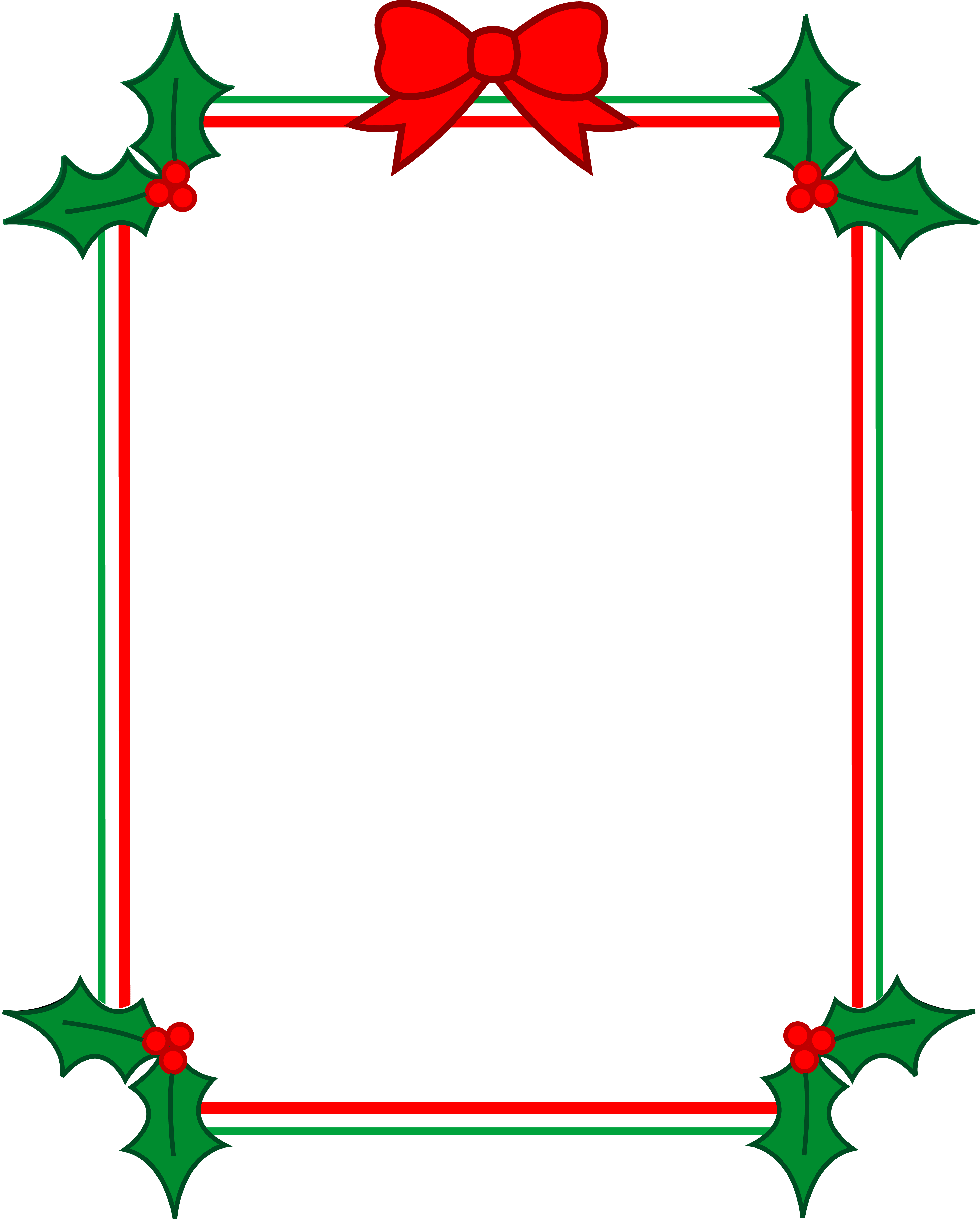 Christmas clipart lines borders picture free download Christmas Cliparts Border - Cliparts Zone picture free download