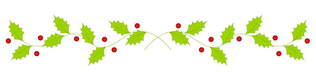 Christmas clipart lines borders png transparent Christmas Divider Clipart   Free download best Christmas Divider ... png transparent