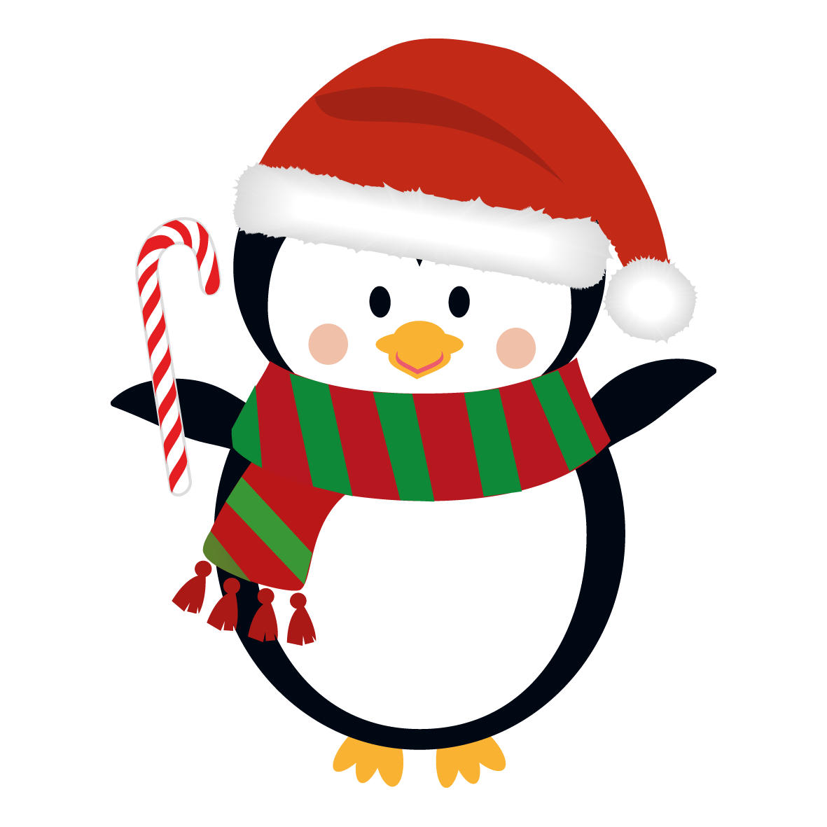 Penguin holiday clipart jpg library library Pinterest jpg library library