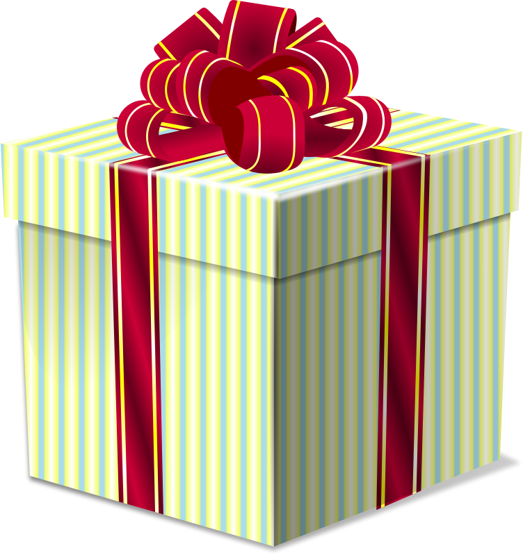 Christmas present clipart png picture free library Christmas presents clip art ts 3 - Clipartix picture free library
