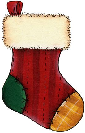 Christmas clipart printables freeuse download Christmas stocking clipart printables - ClipartFest freeuse download