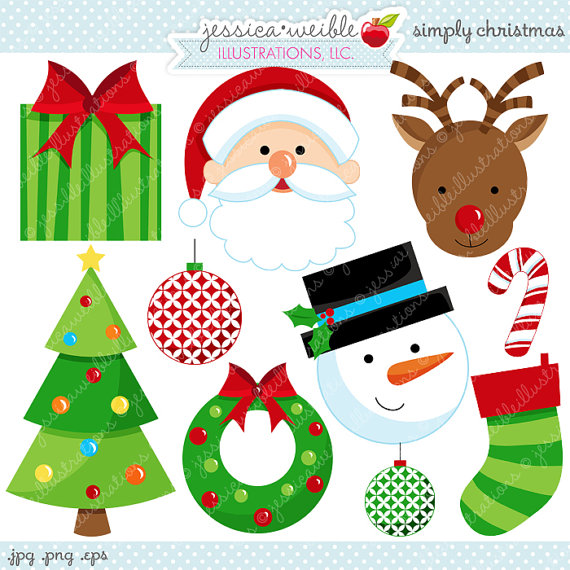 Christmas clipart row graphics. And clipartfest simply cute