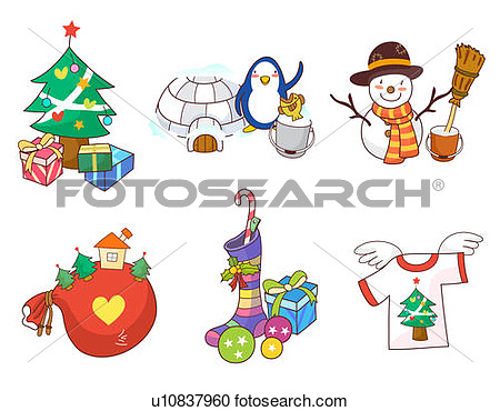Clipartfox of colorful . Christmas clipart row graphics