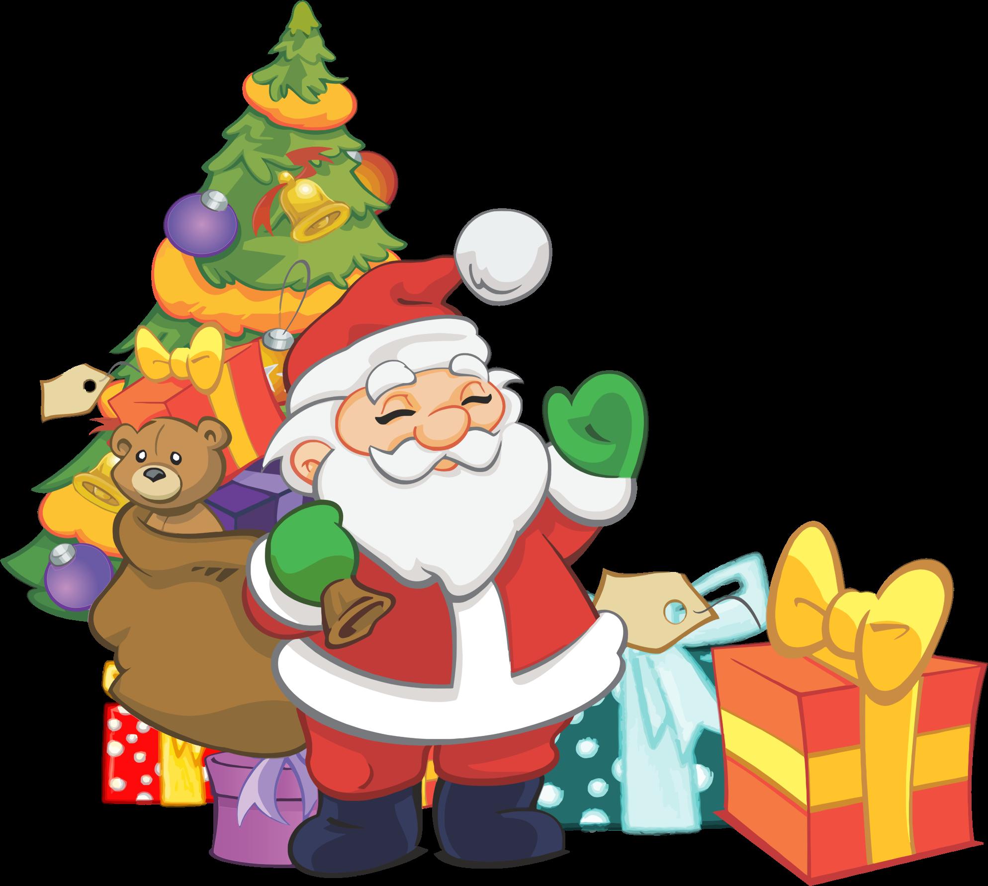 Santa christmas clipart clip art library download Clipart - Santa Christmas clip art library download