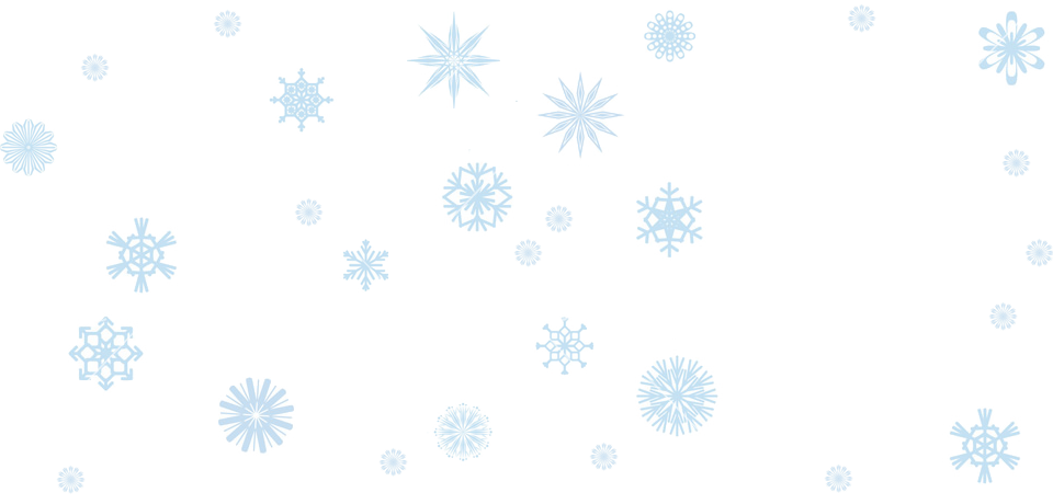 Snowflake banner clipart free clipart freeuse Snowflakes Transparent PNG Pictures - Free Icons and PNG Backgrounds clipart freeuse