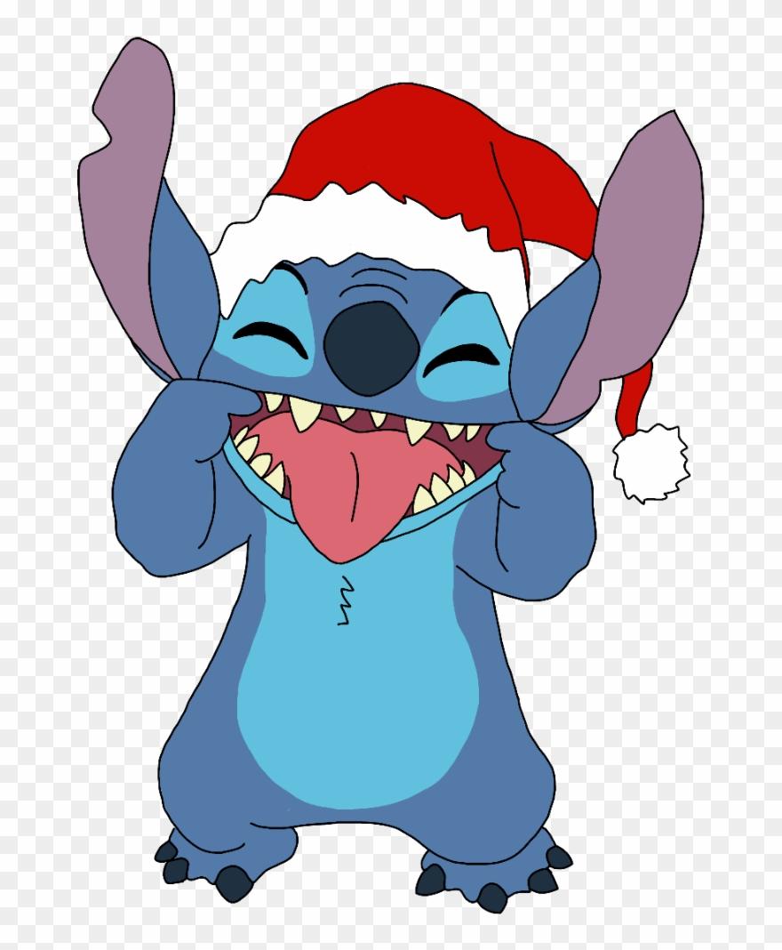 Christmas clipart stich svg black and white stock stitch #disney #lilo&stich #liloandstitch #drawing - Christmas ... svg black and white stock