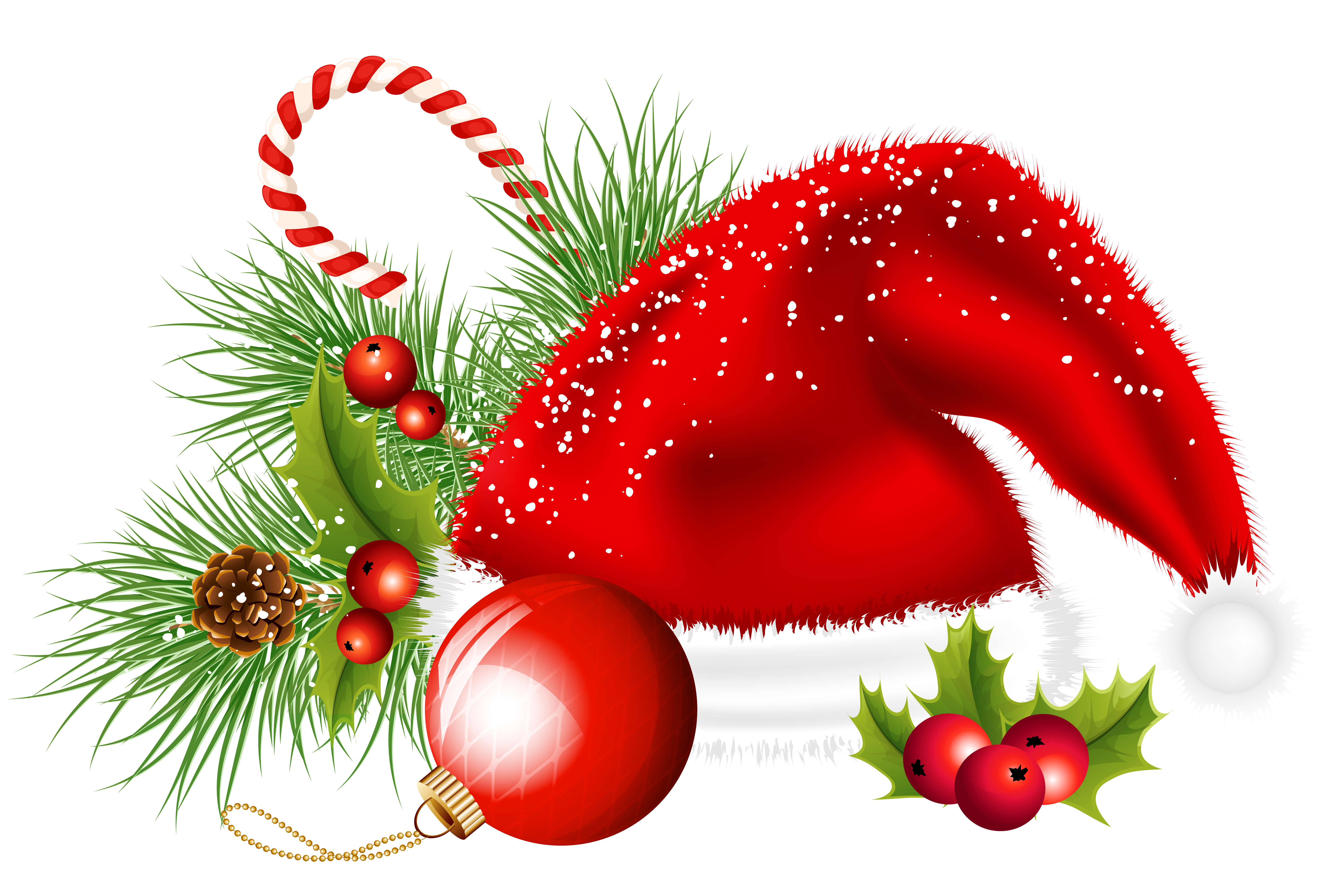 Christmas clipart transparent png png free library Transparent background png christmas seashell clipart - ClipartFest png free library