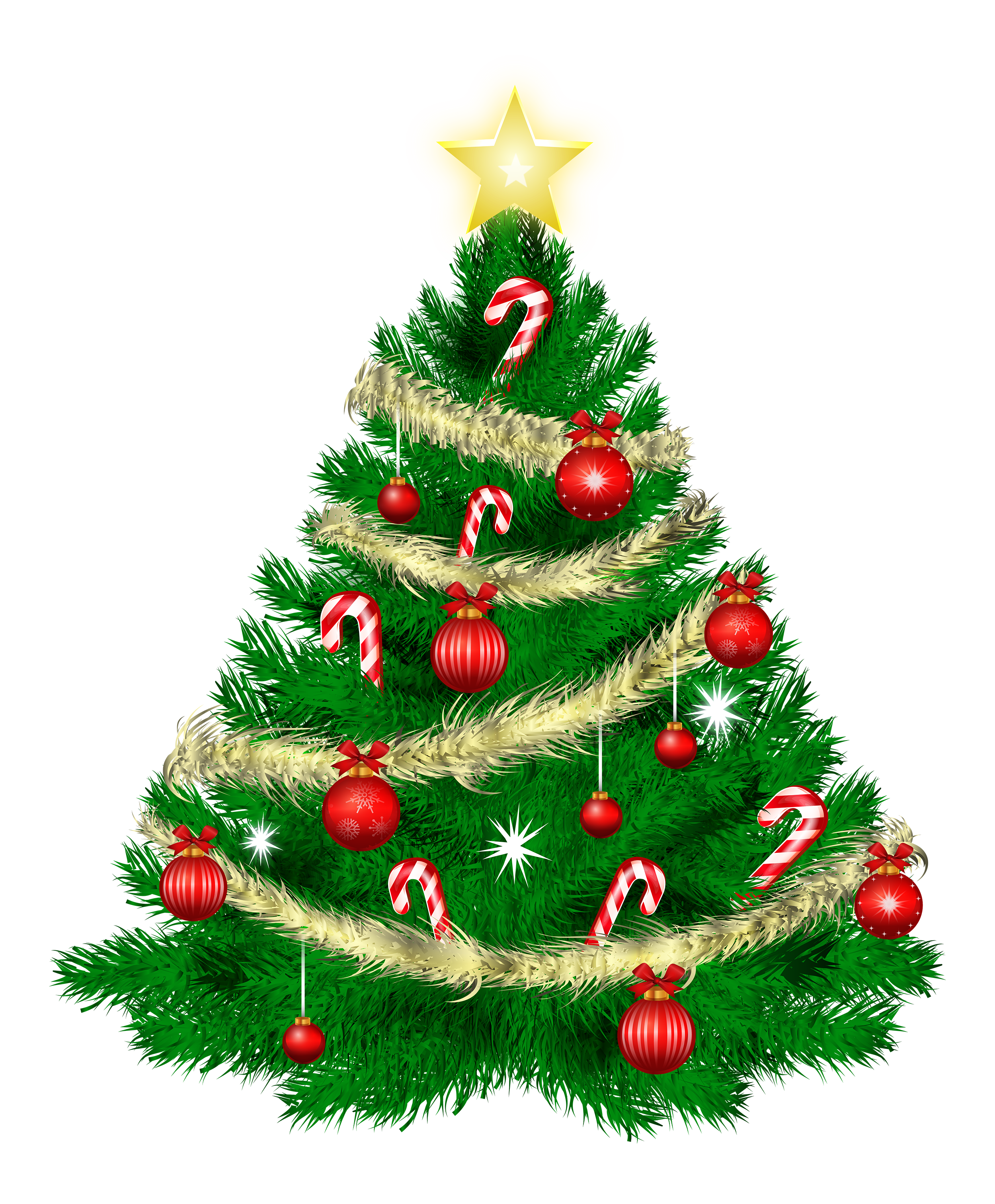 Modern christmas tree clipart graphic royalty free library Christmas clipart transparent png - ClipartFox graphic royalty free library