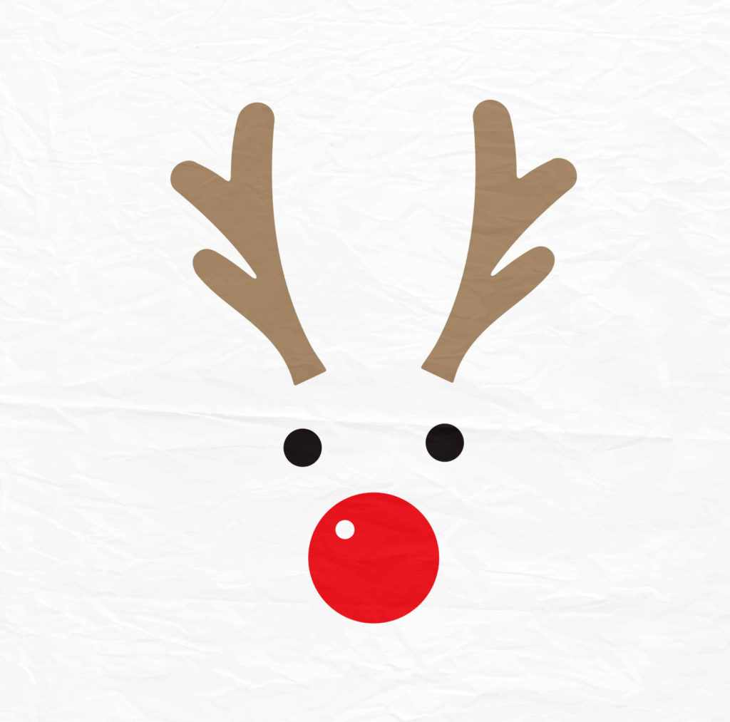Christmas clipart videos svg royalty free stock coloring ~ Christmas Reindeer Pictures Rudolph Svg Etsy Il Fullxfull ... svg royalty free stock