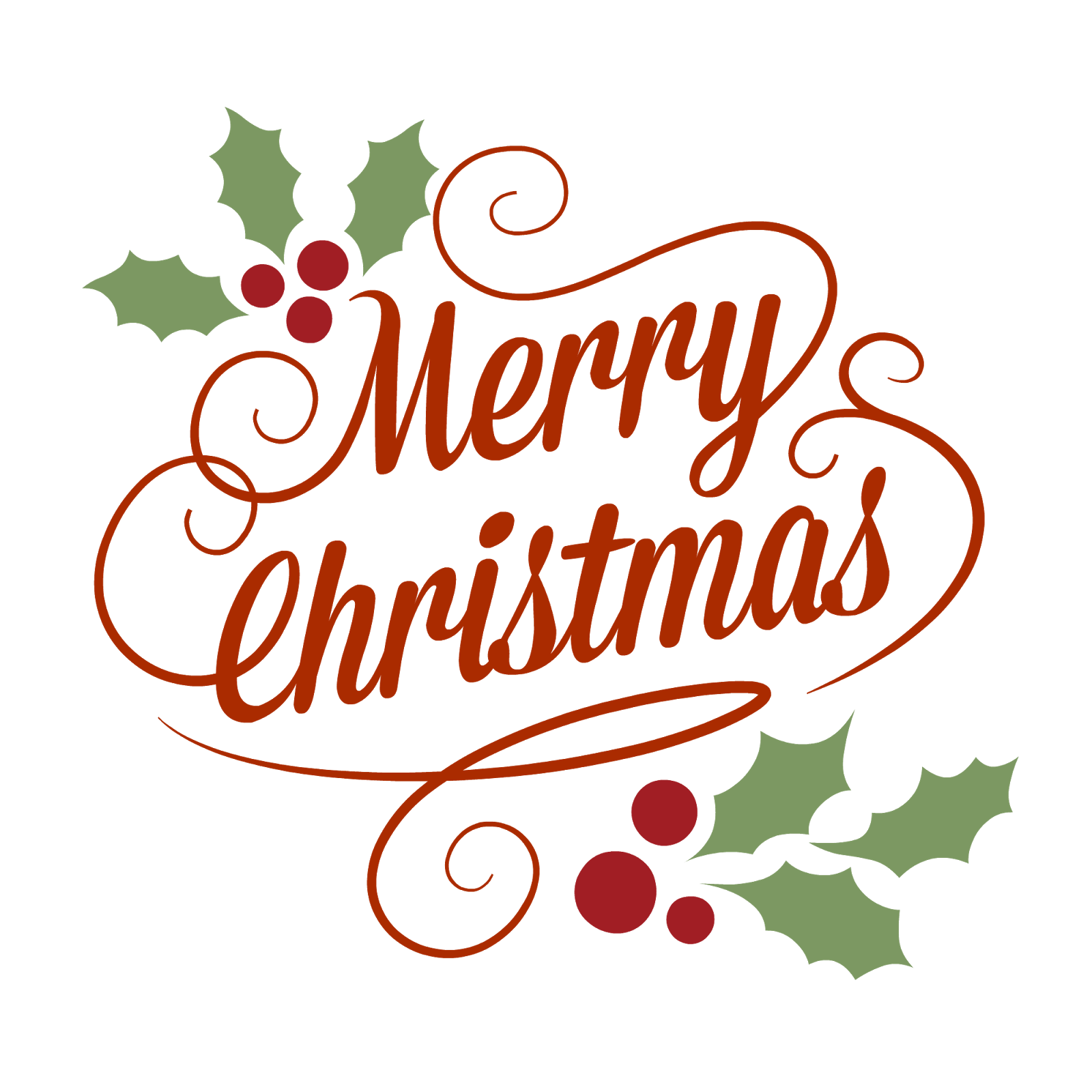 Christmas sign clipart svg black and white library Merry Christmas Classical Vintage Sign transparent PNG - StickPNG svg black and white library