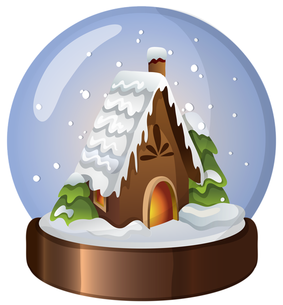 Christmas clipart with house clipart royalty free stock Gallery - Christmas PNG clipart royalty free stock