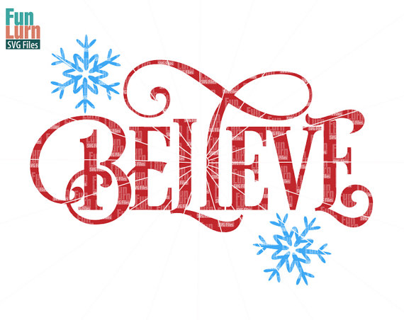 Believe in the magic of christmas clipart jpg Believe SVG, Believe, Christmas, word art, clipart, Christmas Spirit ... jpg
