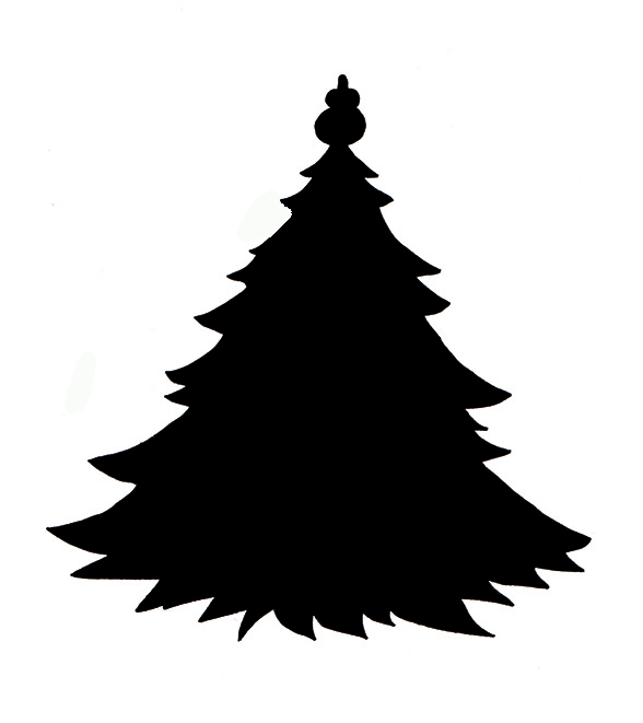 Christmas cliparts silhouette clipart transparent stock Forest Silhouette Clipart | Free download best Forest Silhouette ... clipart transparent stock