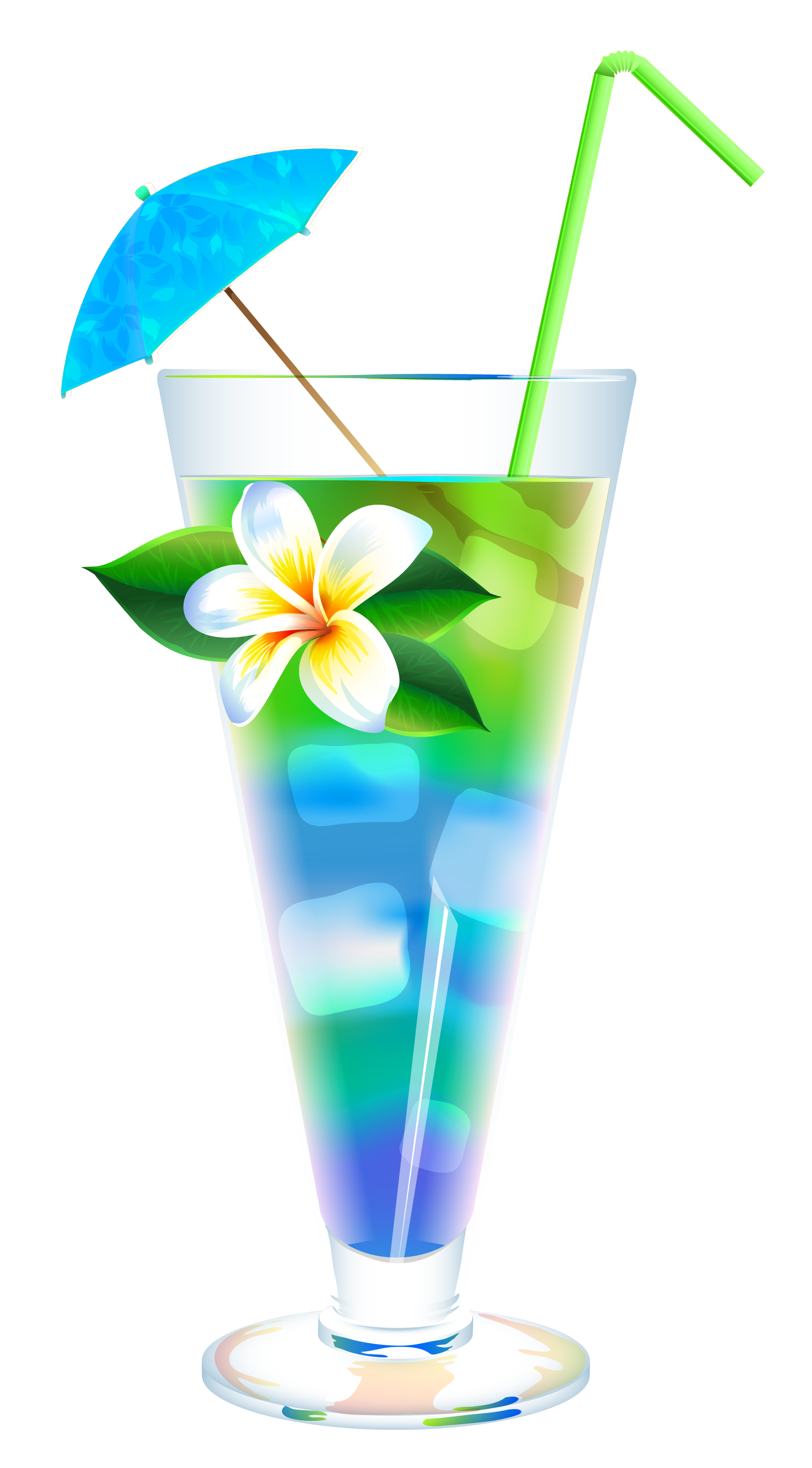 Christmas cocktails clipart png royalty free stock Exotic Summer Cocktail PNG Clipart Image | Gallery Yopriceville ... png royalty free stock