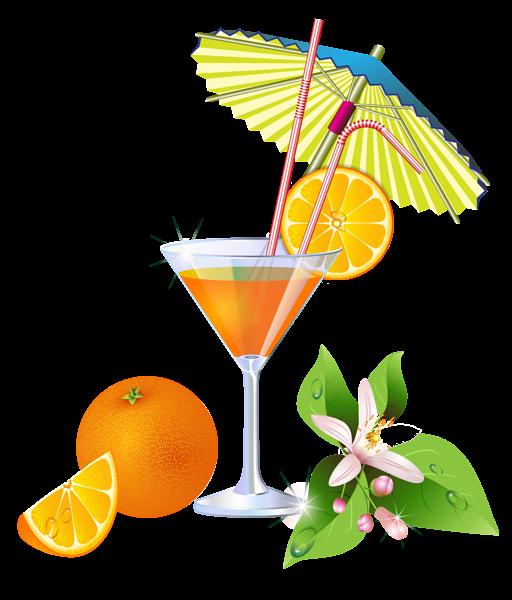 Christmas drink clipart png download Summer Orange Cocktail PNG Clipart | Cocktails | Pinterest | Clip ... png download