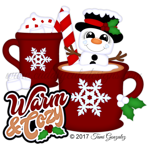 Christmas coffee mug clipart clipart library Christmas clipart library