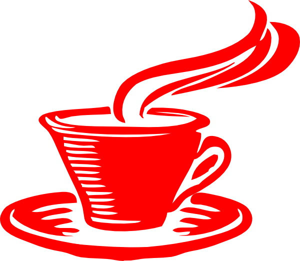 Christmas coffee clipart banner freeuse stock Red Coffee Cup Clipart. Red Mug Coffee Cup Clipart - Deltasport.co banner freeuse stock
