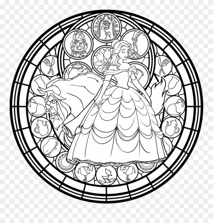 Christmas color page clipart library Stained Glass Christmas Coloring Pages Suitable Combine - Beauty And ... library