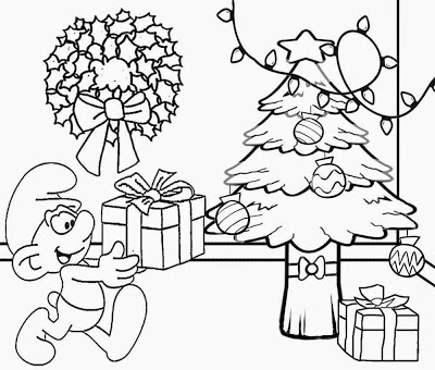 Christmas color page clipart jpg transparent download LETS COLORING BOOK: Free Fun Christmas Coloring Pages For Teenagers ... jpg transparent download
