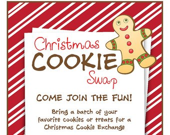Christmas cookie exchange clipart png transparent stock Christmas cookie exchange clipart 2 » Clipart Portal png transparent stock