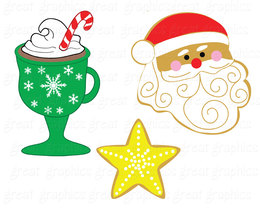 Christmas cookie exchange clipart svg free stock Download christmas cookie clip art clipart Clip Art Christmas Cookie ... svg free stock