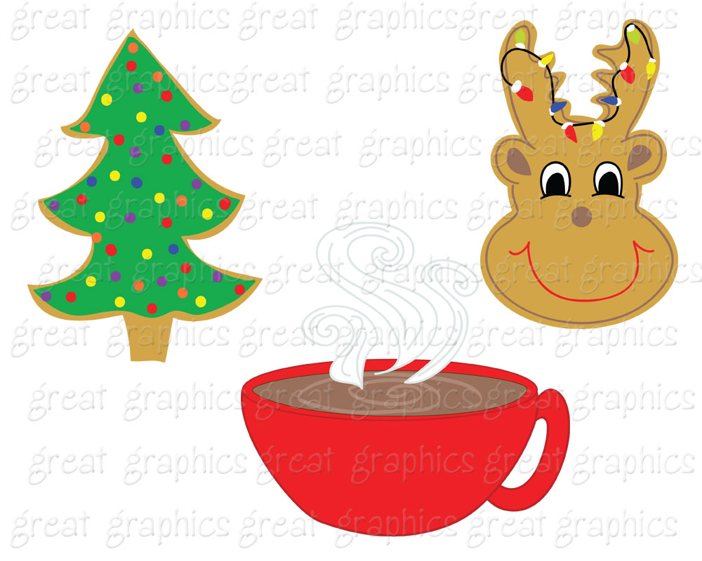 Christmas cookie exchange clipart png library download Christmas Cookie Exchange Clip Art | Clipart Panda - Free Clipart Images png library download