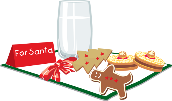 Christmas cookies tray clipart banner freeuse Free Cliparts Cookie Platter, Download Free Clip Art, Free Clip Art ... banner freeuse