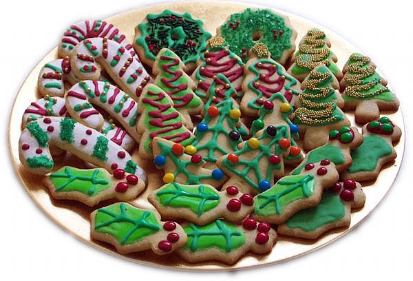 Christmas cookies tray clipart jpg library download Free Cliparts Cookie Platter, Download Free Clip Art, Free Clip Art ... jpg library download