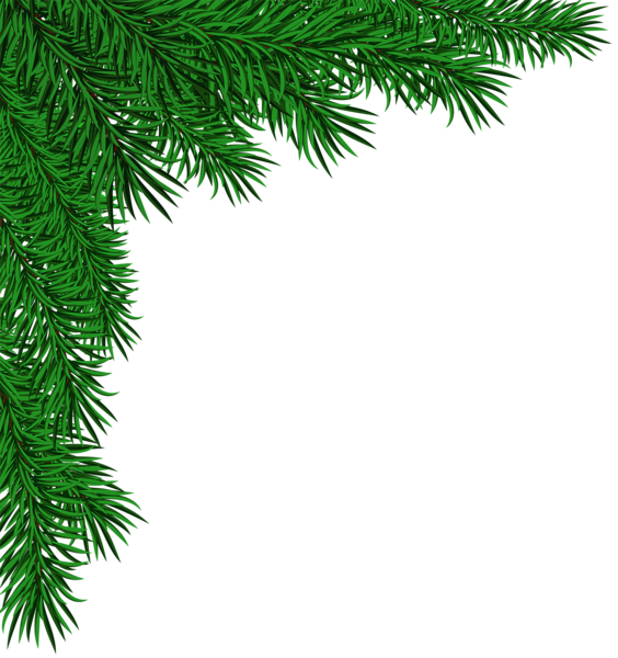 Christmas corner clipart vector free library Gallery - Christmas PNG vector free library