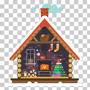 Christmas cottage clipart clipart free stock 209 christmas Cottage PNG cliparts for free download | UIHere clipart free stock