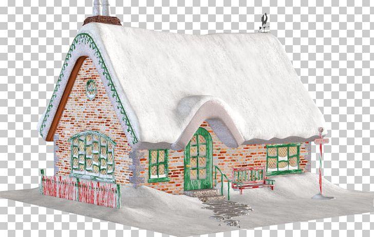 Christmas cottage clipart svg freeuse Santa Claus Cottage Christmas Log Cabin PNG, Clipart, Christmas ... svg freeuse