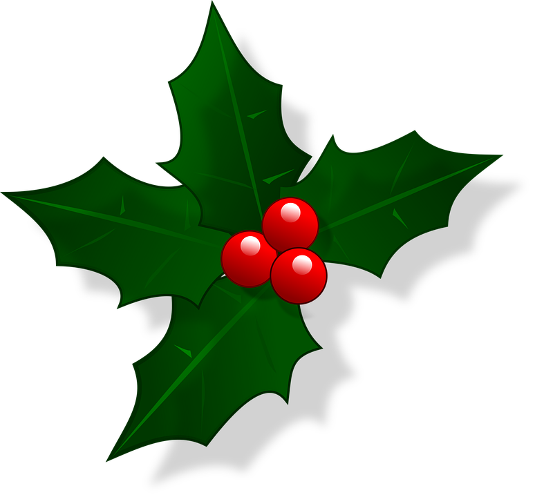Christmas crown clipart picture freeuse download Christmas Flowers Clipart#4508121 - Shop of Clipart Library picture freeuse download